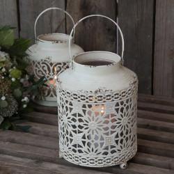 Lanterne med mønster