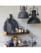 Lamper og puder